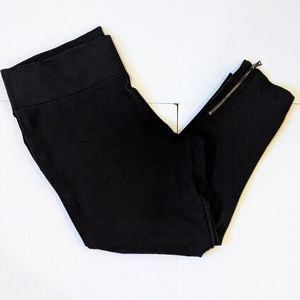 Melissa McCarthy Seven7 black leggings 4X